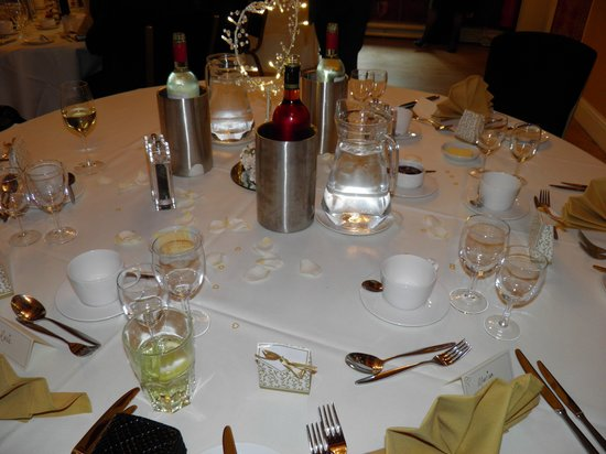 Stirk House Hotel: attention to detail very good....