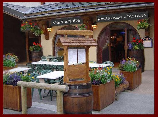 Vent d'Italie : La terrasse