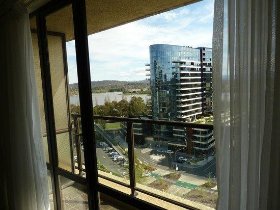 QT Canberra: View