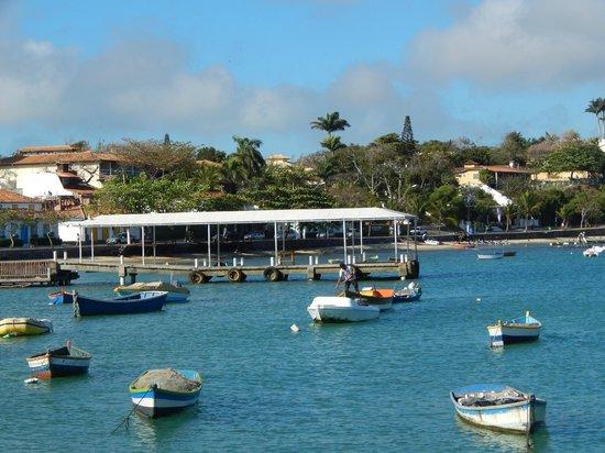 Praia dos Ossos: belloeza natural