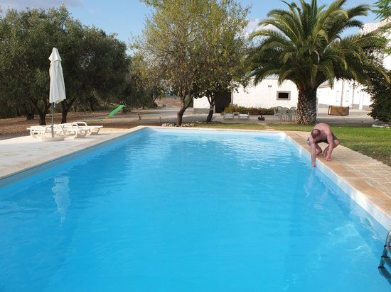 Herdade da Retorta: The pool