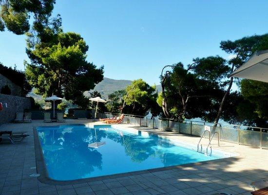 Xenia Poros Image Hotel: Hotel pool