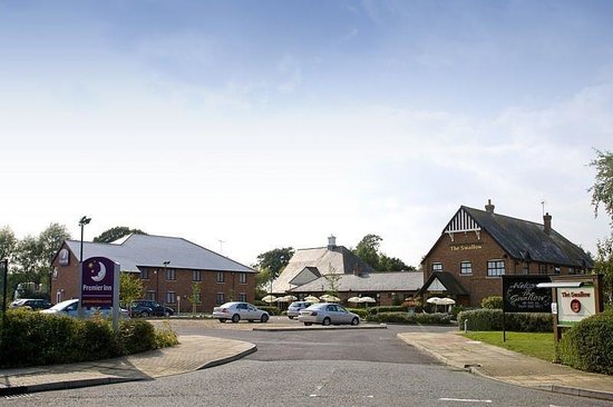 Premier Inn Ipswich South East Hotel: Ipswich South East Exterior