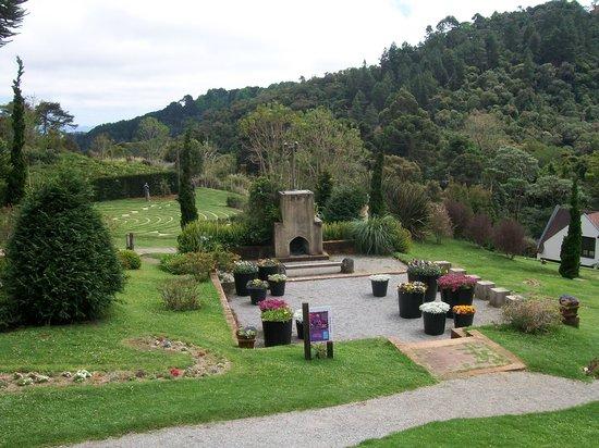 Amantikir Park: Um dos recantos