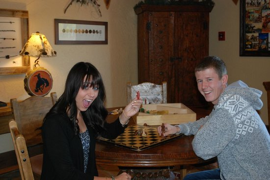 Daniels Summit Lodge: games
