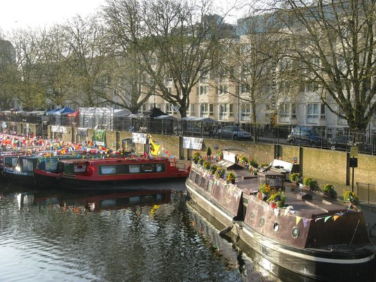 Little Venice: Houseboats