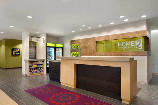 Home2 Suites by Hilton Pittsburgh / McCandless, PA: Front Desk