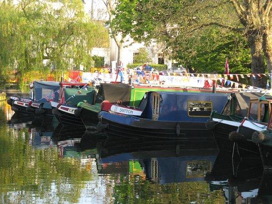 Little Venice Houseboats