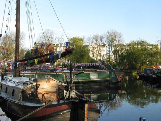 Little Venice: Houseboats