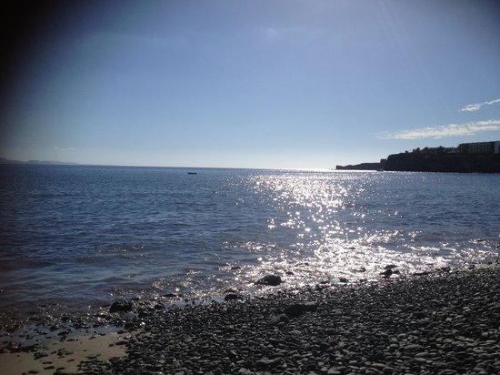 Sandos Papagayo Beach Resort: lovely beach view