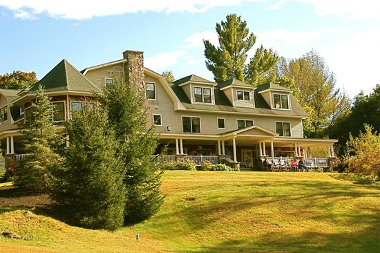 The Inn at Thorn Hill & Spa: A September aftrenoon