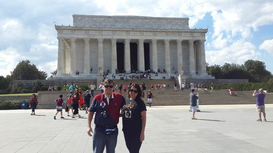 The City Tour: Monumento Lincoln