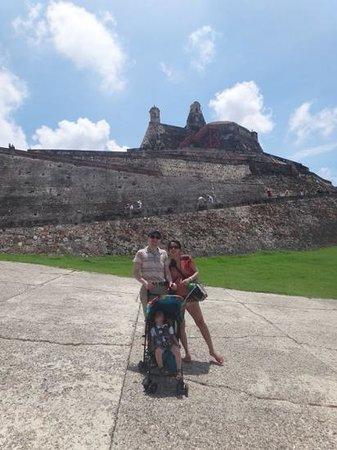 ปราสาทซานเฟลิปเปเดบาราจาส: el castillo de San Felipe