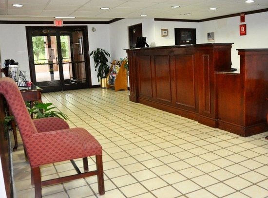 Red Roof Inn Kingsport: Lobby