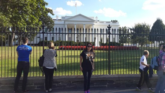 The City Tour: The White House!