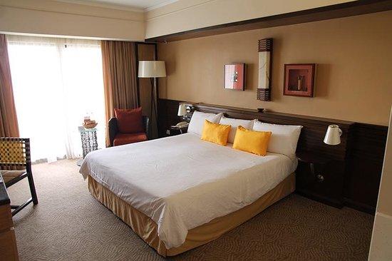 โรงแรมพาร์ครอยัลปีนัง: الغرفة