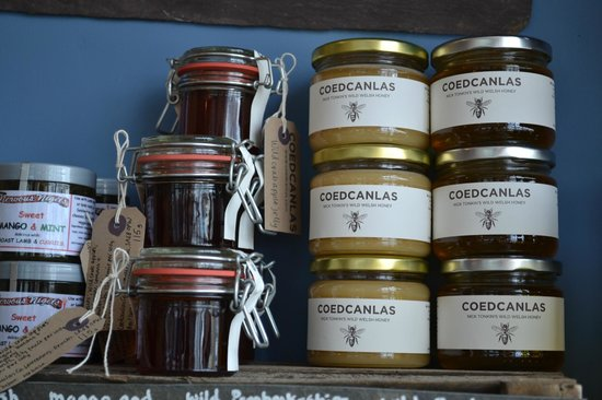The Gourmet Pig: Local Pembrokeshire Honey and Preserves