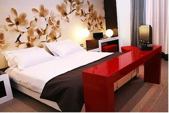 Fabio Massimo Design Hotel: Double Red Room