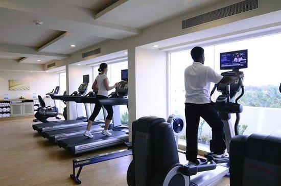 Park Plaza Bengaluru: Fitness Room