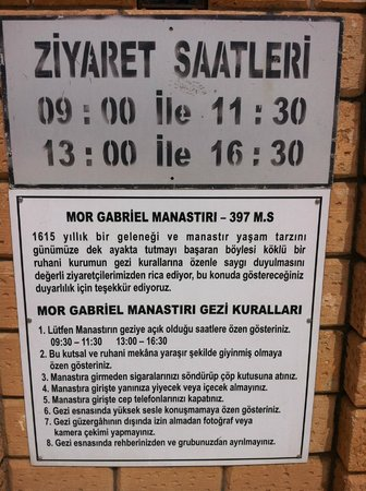 Mor Gabriel Monastery: Visiting hours and rules of Mor Gabriel