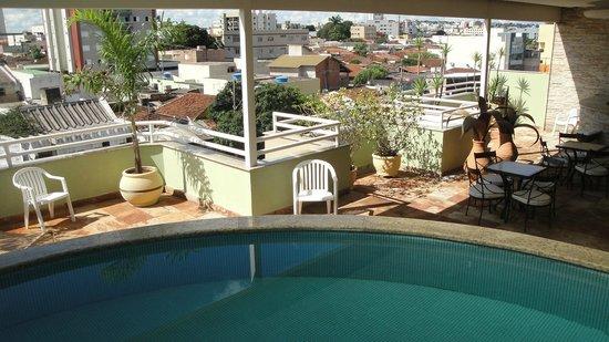 Hotel Apollo Inn Express: piscina  para voce  e sua familia  !!