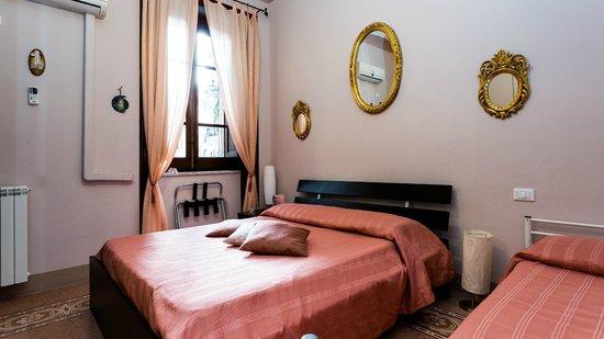 Dolce Dormire Palermo: stanza