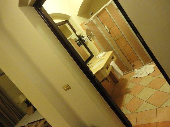 TUI Magic Life Sharm el Sheikh: Junior Suite - bathroom