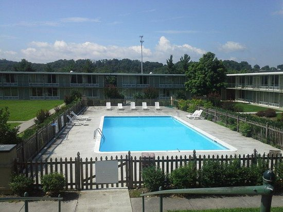Americourt Hotel & Conference Center: Kingsport Pool