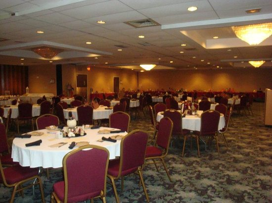 Americourt Hotel & Conference Center: Kingsport Conference Room