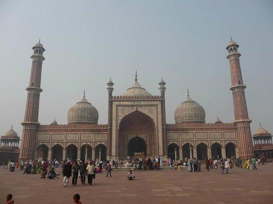Friday Mosque (Jama Masjid): Jama Masjid