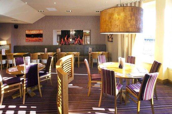 Premier Inn Inverness West Hotel: Inverness West Restaurant