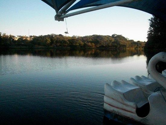 Parque Portugal: Final da tarde na Lagoa