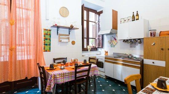Dolce Dormire Palermo: cucina