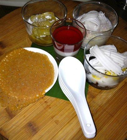 Longrain: Dessert plate