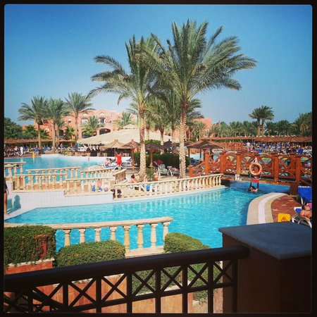 TUI Magic Life Sharm el Sheikh: Activity Pool - just a portion of it