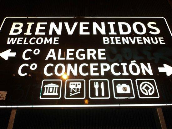 restaurantes concepcion chile: