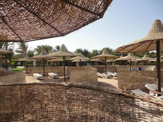 TUI Magic Life Sharm el Sheikh: Beach area