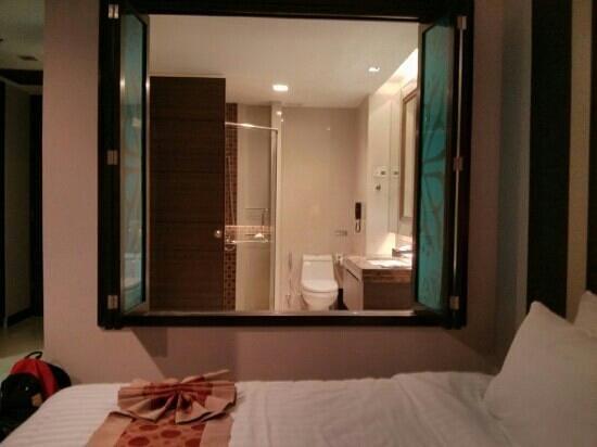 เดอะ เบอร์เคลีย์ โฮเต็ล ประตูน้ำ: luxury room in main tower