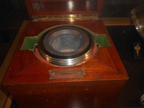 Musée Curie: Instrumento do Laboratório