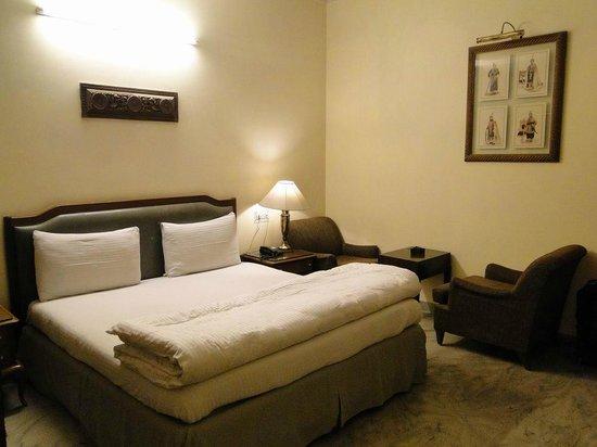 โรงแรมฮารี พิออร์โก: deluxe room