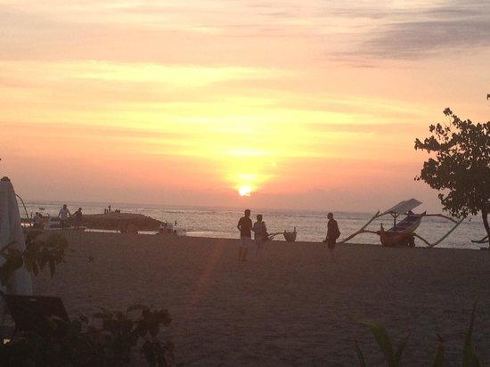 ENVY Bali : Sunset