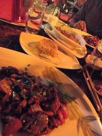 TUI Magic Life Sharm el Sheikh: Mai Tai restaurant main courses