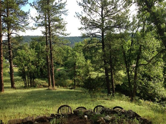Mountain Meadows Cabins : Beautiful property