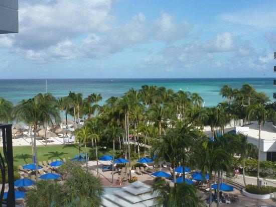 Aruba Marriott Resort & Stellaris Casino: Premium Ocean View