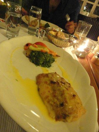 TUI Magic Life Sharm el Sheikh: Fish restaurant freshly cooked sea bass