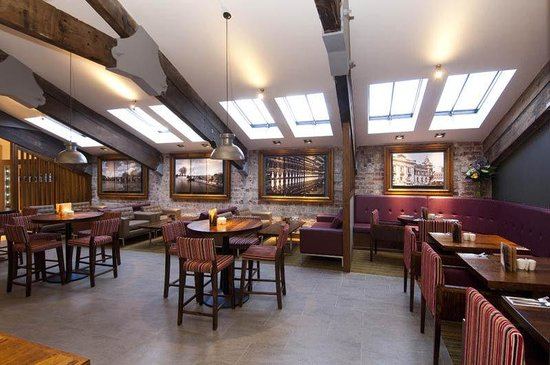Premier Inn Kidderminster Hotel: Kidderminster Restaurant