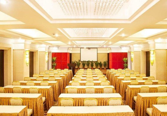 Nan Feng Business Hotel: Conference Room