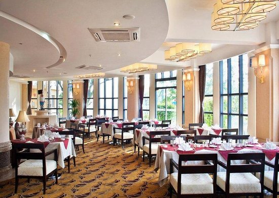 Nan Feng Business Hotel: Cafeteria