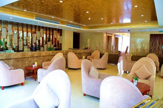Nan Feng Business Hotel: Bar