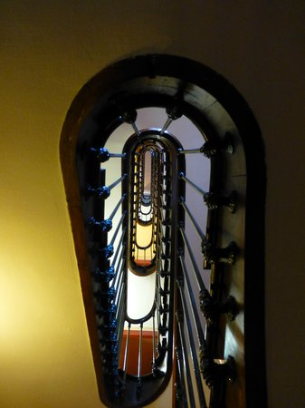 Hotel de L'Europe : Stairs